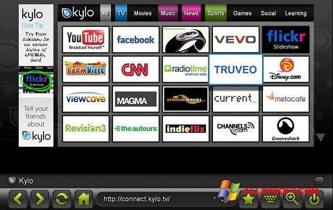Screenshot Kylo für Windows XP