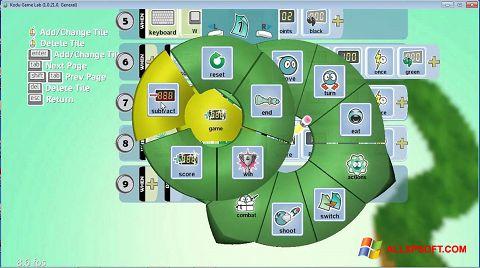 Screenshot Kodu Game Lab für Windows XP