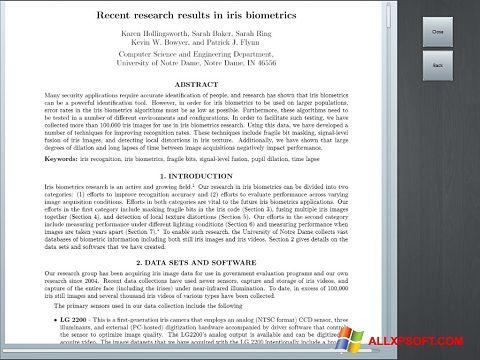 Screenshot Doc Viewer für Windows XP