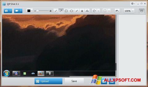 Screenshot QIP Shot für Windows XP