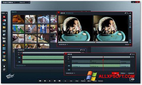 Screenshot Lightworks für Windows XP
