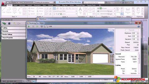Screenshot AutoCAD für Windows XP