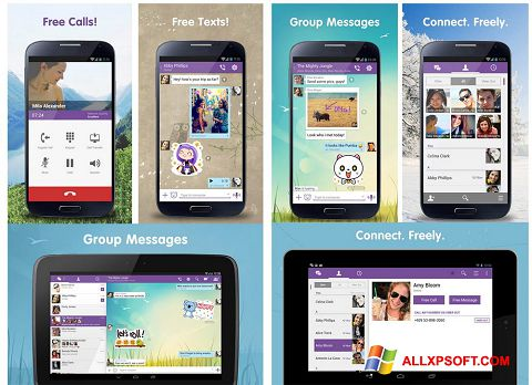 Screenshot Viber für Windows XP