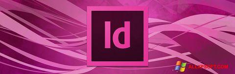 Screenshot Adobe InDesign für Windows XP