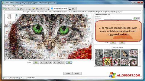 Screenshot Photo Collage Maker für Windows XP