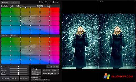 Screenshot 3D LUT Creator für Windows XP