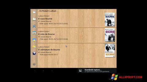 Screenshot Cool Reader für Windows XP