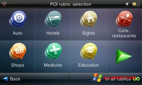 Screenshot VisiCon für Windows XP