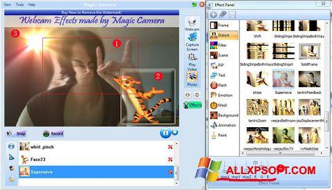 Screenshot Magic Camera für Windows XP
