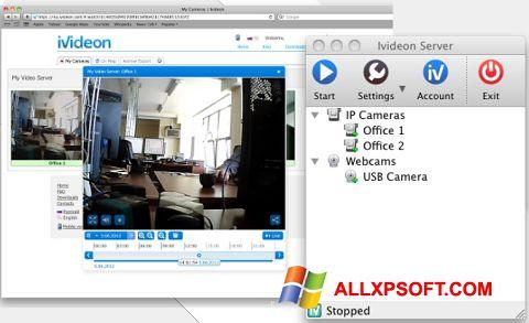 Screenshot Ivideon Server für Windows XP
