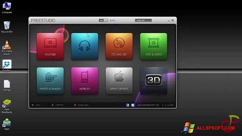 Screenshot Free Studio für Windows XP