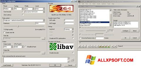Screenshot iuVCR für Windows XP