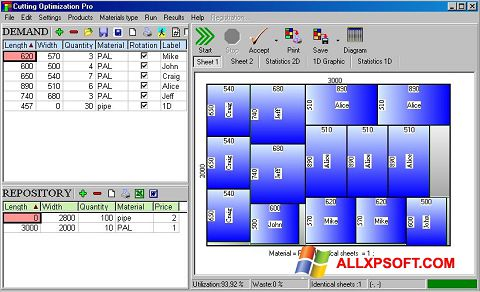 Screenshot Cutting für Windows XP