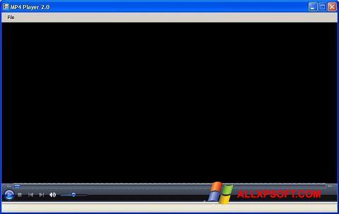 Screenshot MP4 Player für Windows XP