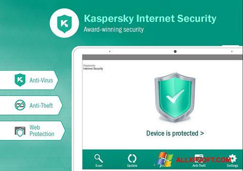 Screenshot Kaspersky Internet Security für Windows XP