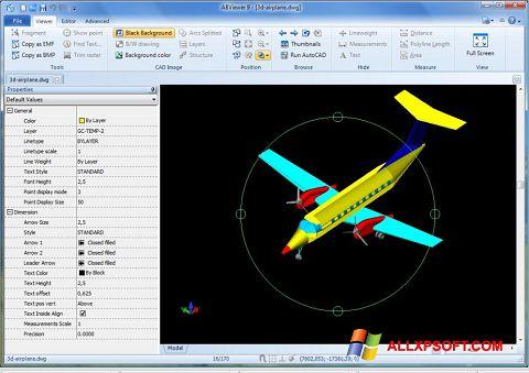 Screenshot ABViewer für Windows XP