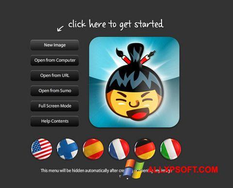 Screenshot SUMo für Windows XP